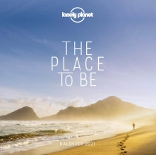 Lonely Planet , Lonely planet The Place to Be Kalender 2021