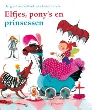 Annie M.G. Schmidt Nannie Kuiper  Jet Boeke  Angela Dol, Elfjes, pony`s en prinsessen