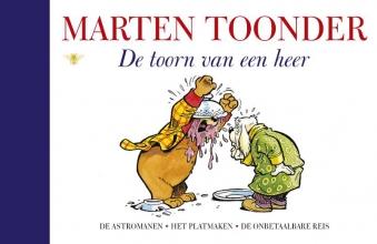 Marten  Toonder Alle verhalen van Olivier B. Bommel en Tom Poes 40 : De toorn van een heer