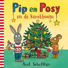 Axel Scheffler , Pip en Posy en de kerstboom