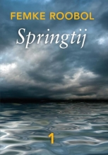 Femke  Roobol Springtij - grote letter uitgave