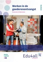 Edu`actief Werken in goederenontvangst module Logistiek