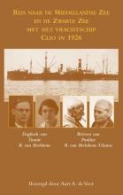 Aart de Veer , Reis naar de Middellandse Zee en de Zwarte Zee met het vrachtschip Clio in 1926