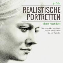 Manfred Braun Igor Oster, Realistische portretten tekenen en schilderen