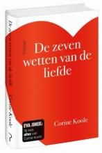 Corine  Koole De zeven wetten van de liefde