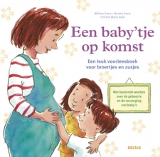 William  Sears, Martha  Sears Een baby`tje op komst