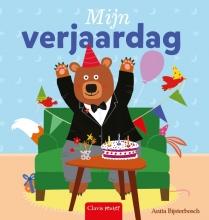 Anita Bijsterbosch , Mijn verjaardag