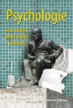 Pieternel  Dijkstra Psychologie voor in bed, op het toilet of in bad