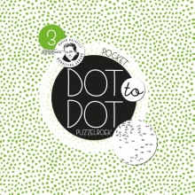 Dot to dot puzzelboek pocket - deel 3