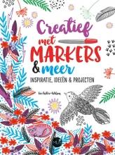 Lee  Foster-Wilson Creatief met markers & meer