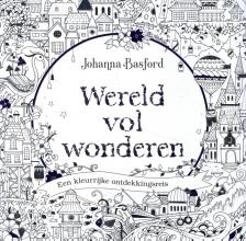 Johanna Basford , Wereld vol wonderen