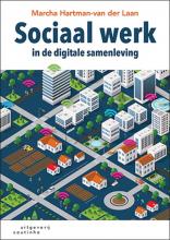 Marcha Hartman-van der Laan , Sociaal werk in de digitale samenleving