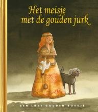 Schutten Jan Paul , Het meisje met de gouden jurk