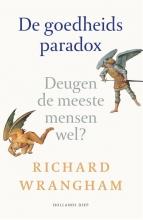 Richard Wrangham , De goedheidsparadox