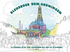 Anton  Scheepstra Kleurboek van Groningen
