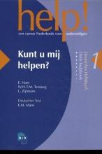 E. Mans E. Ham  W.H.T.M. Tersteeg  L. Zijlmans, Help! 1 Hulpboek Duits