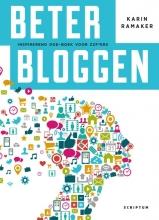 Karin Ramaker , Beter bloggen