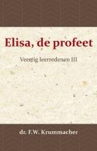 F.W.  Krummacher Elisa, de profeet 3