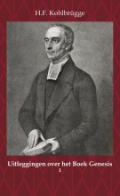 H.F. Kohlbrügge , Uitleggingen over het Boek Genesis 1
