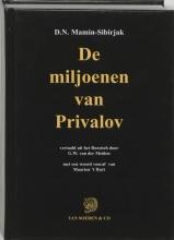 Maarten `t Hart De miljoenen van Privalov