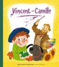 Rene van Blerk Vincent und Camille, Deutsch Büchlein über Vincent van Gogh
