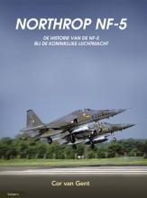 Cor van Gent , Northrop NF-5