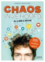 Anneke  Eenhoorn Chaos in je hoofd