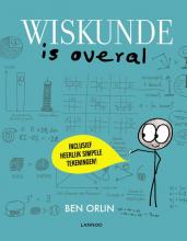 Ben Orlin , Wiskunde is overal
