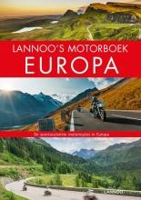 Lannoo`s Motorboek Europa