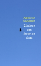 August  van Cauwelaert Liederen van droom en daad
