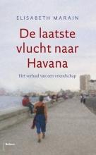 Elisabeth  Marain De laatste vlucht naar Havana