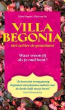 Ditty  Eimers Villa Begonia, niet achter de geraniums