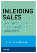 Stefan  Renkema Inleiding sales