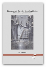 G.J. Veerman , Thoughts and Theories about Legislation