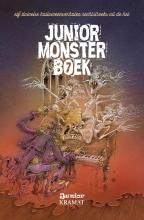 Nico  De Braeckeleer, Kris Van der Sande, Tom  Bergs, Hanne  Goorickx Het junior monsterboek 7