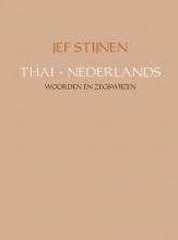 JEF  STIJNEN THAI - NEDERLANDS