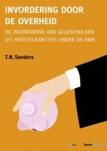Thomas  Sanders Invordering door de overheid