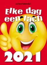 , Elke dag een lach scheurkalender 2021