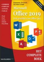 Ronald Smit Peter Kassenaar  Wim de Groot  Wilfred de Feiter, Het Complete Boek Microsoft Office 2019