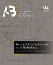 Loriane  Icibaci Re-use of Building Products in the Netherlands