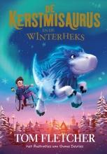 Tom Fletcher , De Kerstmisaurus en de Winterheks