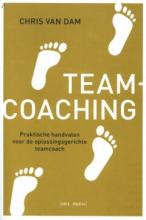 Chris Van Dam , Teamcoaching