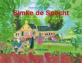 Astrid Kuiper , Simke de specht en het geheimzinnige landhuis