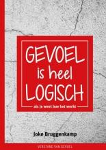 Joke  Bruggenkamp Gevoel is heel logisch