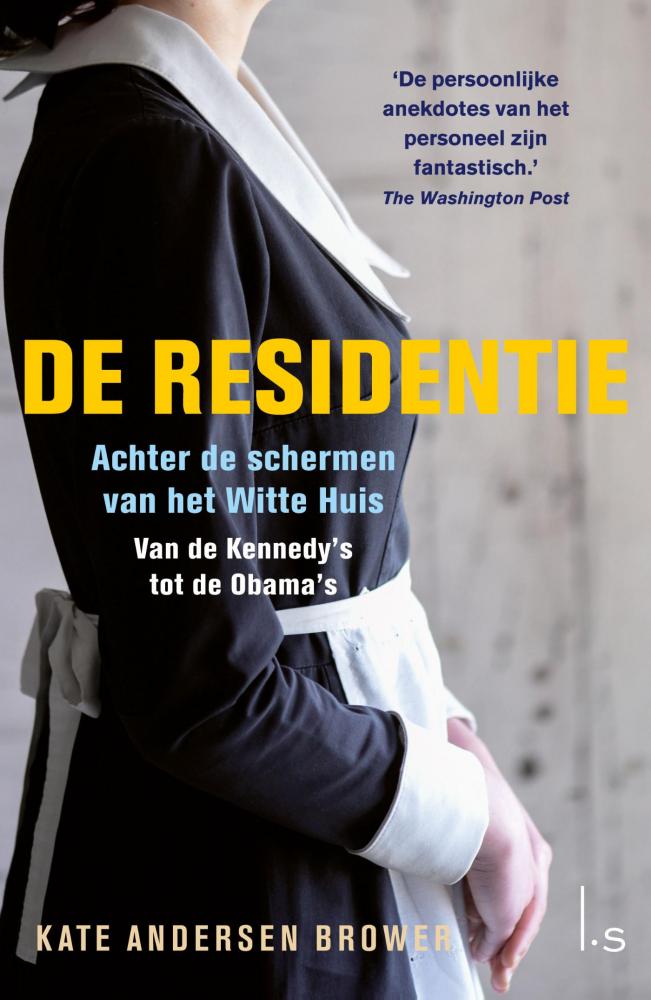 Kate Andersen Brower,De Residentie