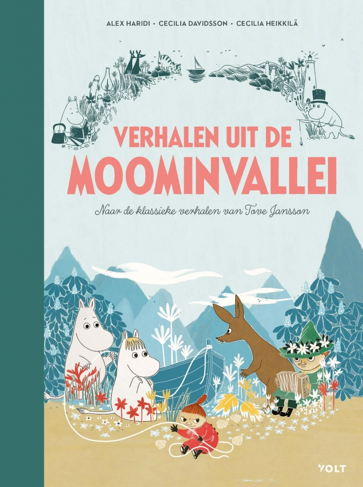 Tove Jansson,Verhalen uit de Moominvallei