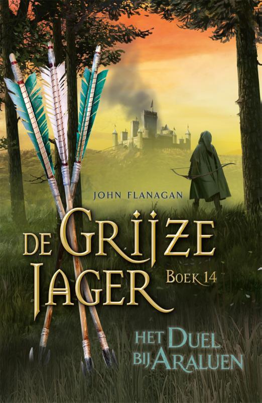 John Flanagan,Het duel bij Araluen