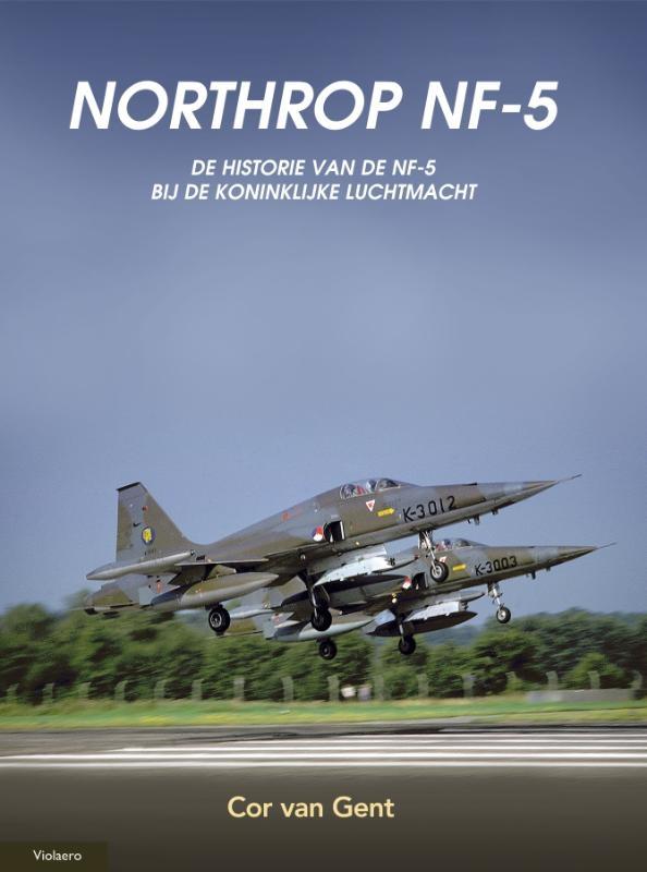 Cor van Gent,Northrop NF-5