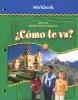 Conrad J. Schmitt,Cmo Te Va? Level a Nivel Verde, Workbook