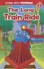 Crow, Melinda Melton,The Long Train Ride